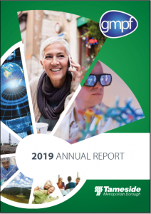 image of the annual report cover